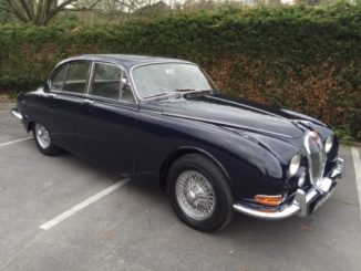 1966 Jaguar 3.4 S Type RHD