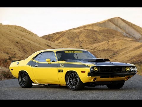muscle cars and road courses mak