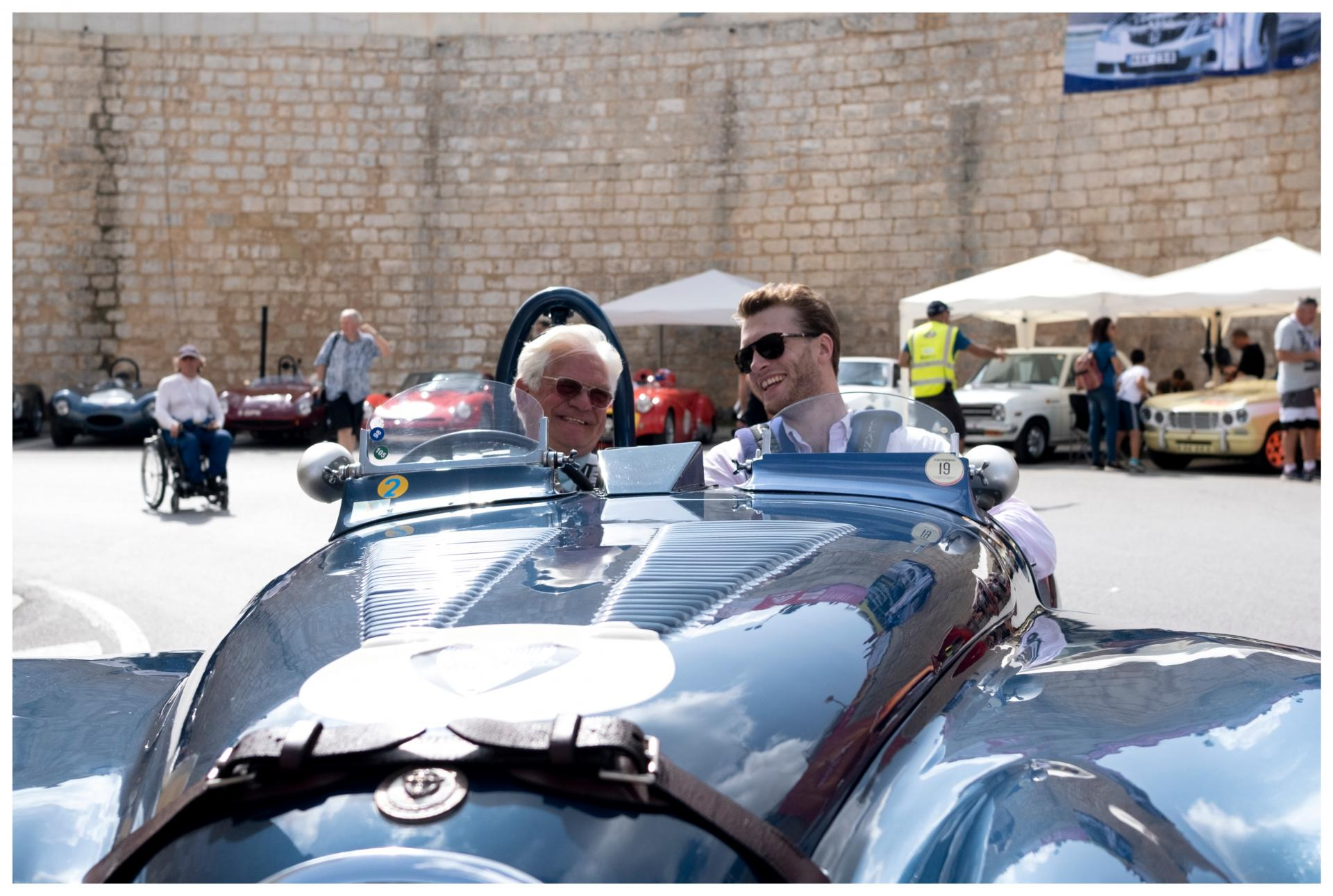 Malta Classic 2020 vintage cars abound at the Mdina Grand