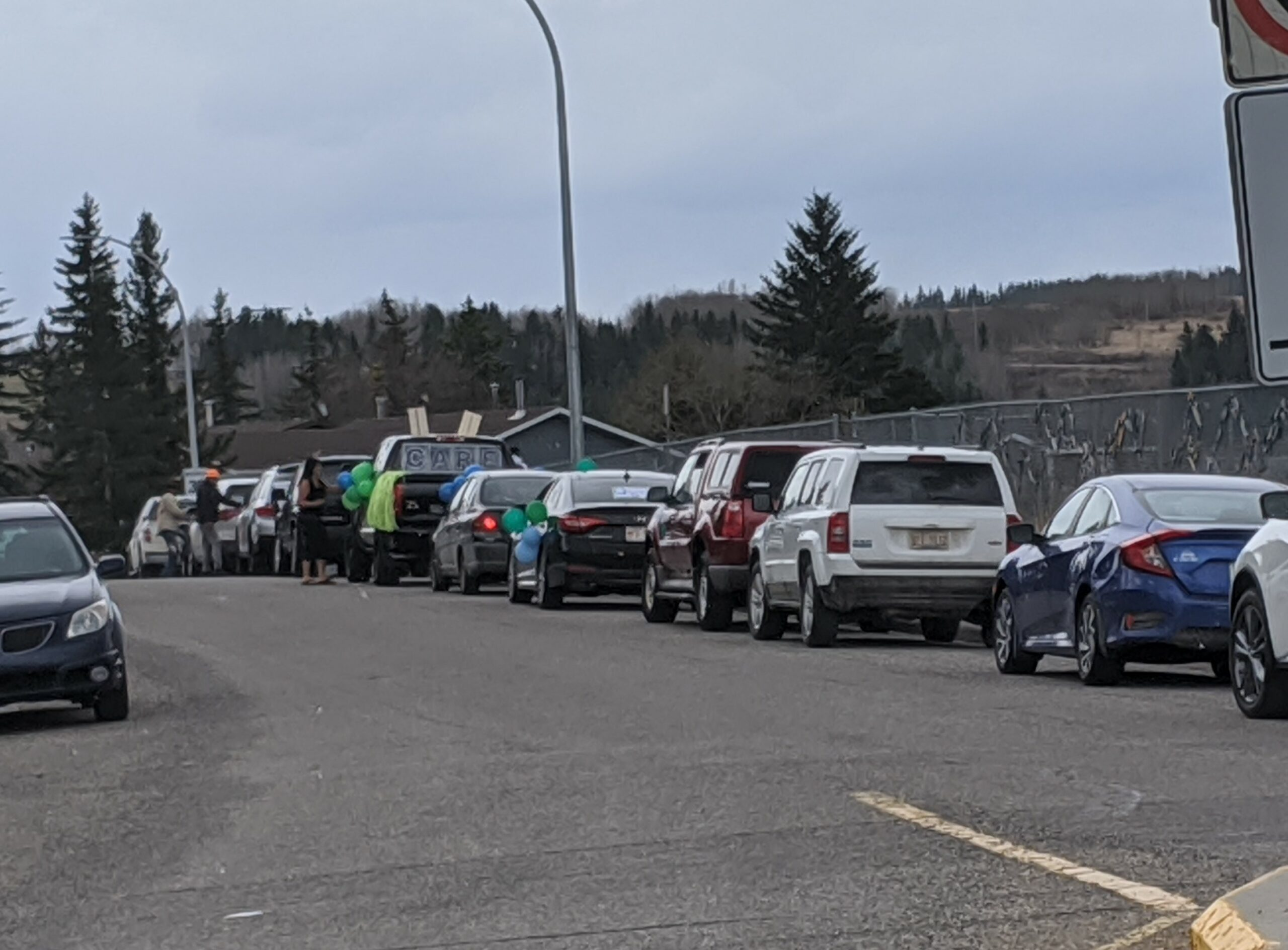 Drive by parade to kick off seniors039 week in Cochrane scaled