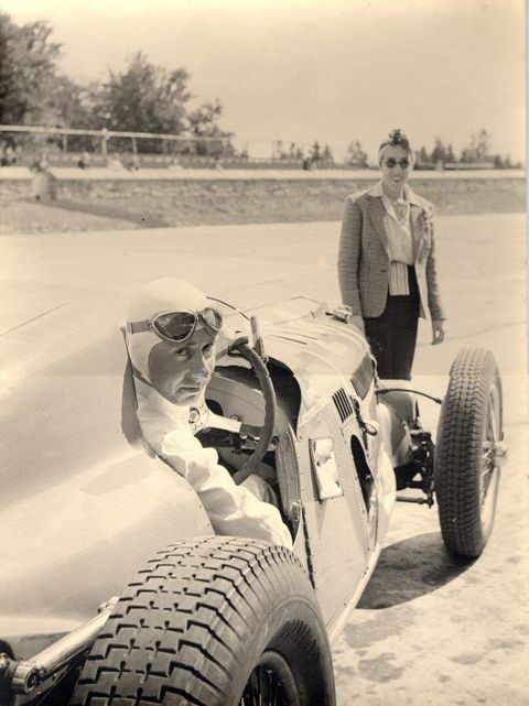 The Pioneering Rally Driver Who Beat the Nazis