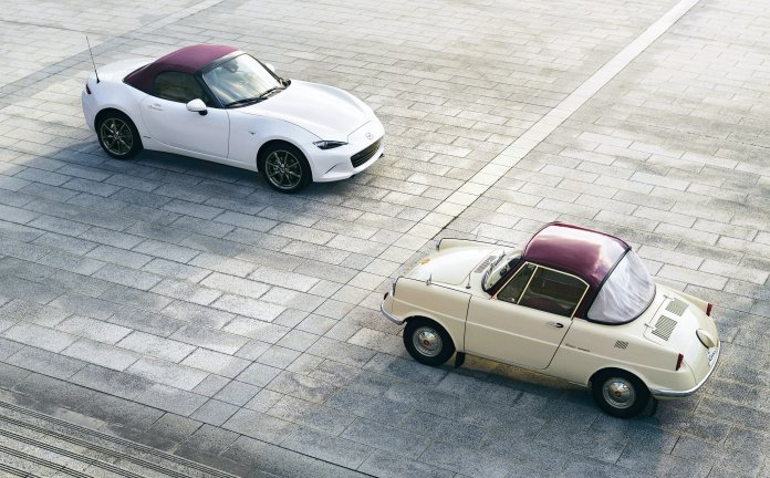 Mazda will offer special versions of the Miata for centennial