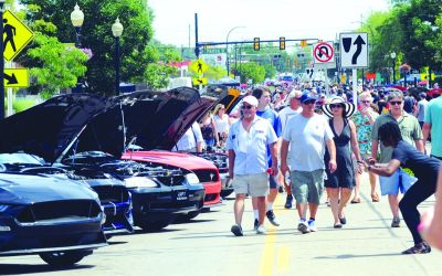 Woodward Dream Cruise canceled for first time