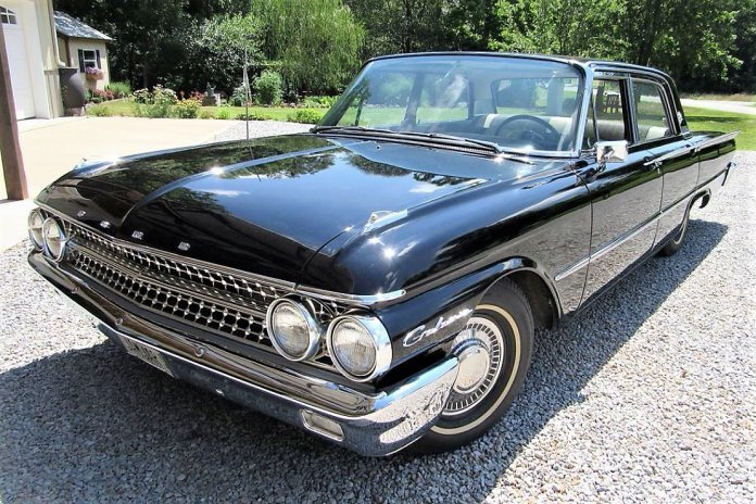 1961 Ford Galaxie brought space race down to earth