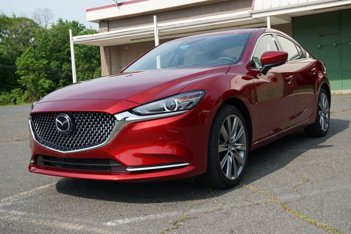 2020 Mazda 6 is a roomy and sporty sedan - Classic Car News