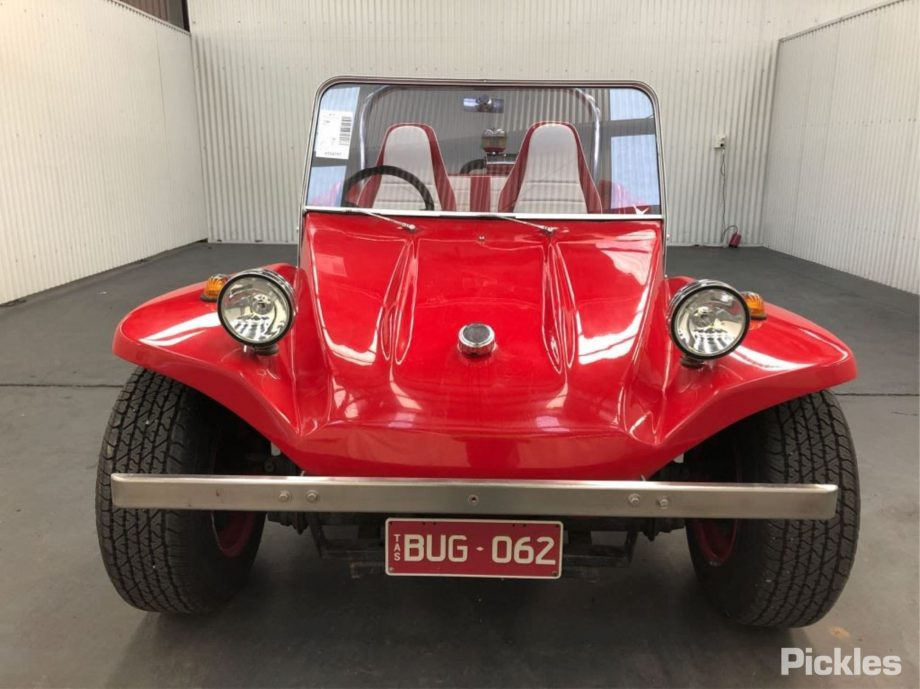 This 60s VW Under The Hammer In Hobart Is The