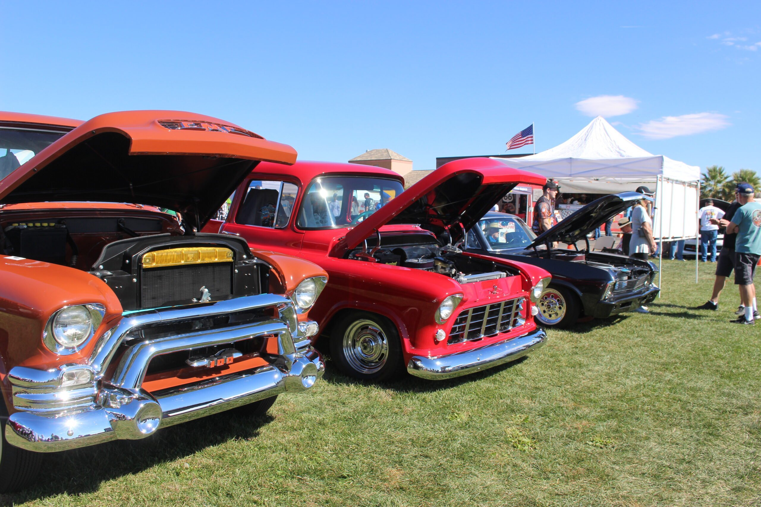 Biggest car show yet coming to Brio to benefit Project