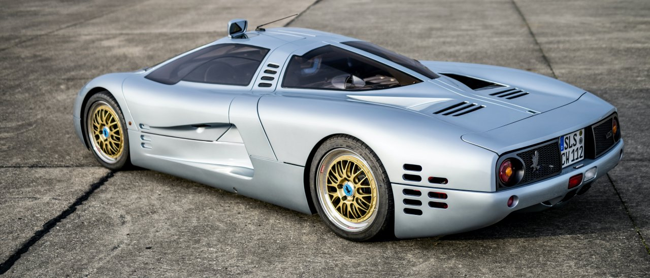 RM Sothebys lands an automotive unicorn for its Paris auction