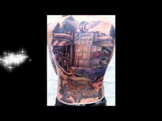is a classic cars tatoo for you