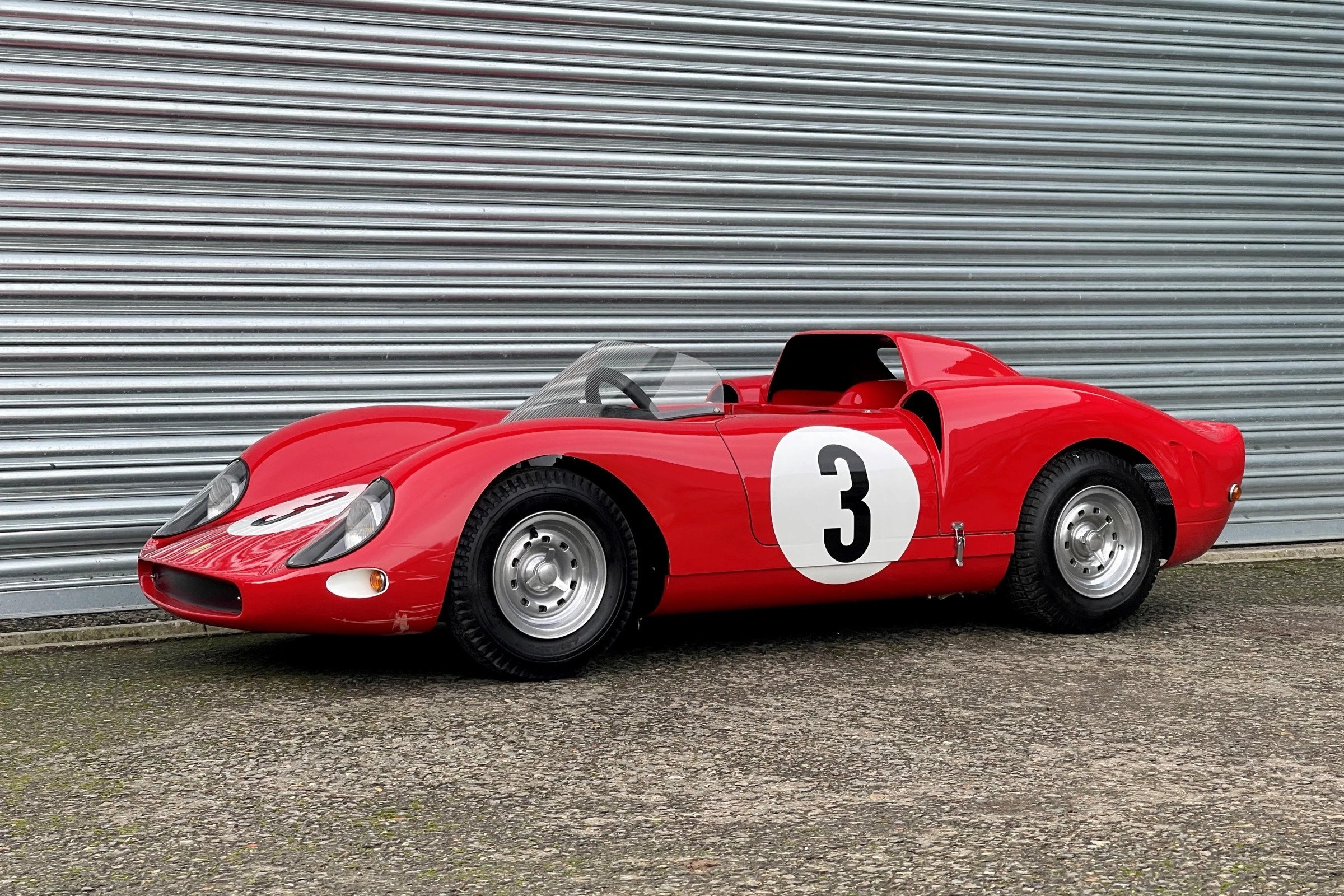 Childrens Ferrari Replica Sets A New Price Record At Paris