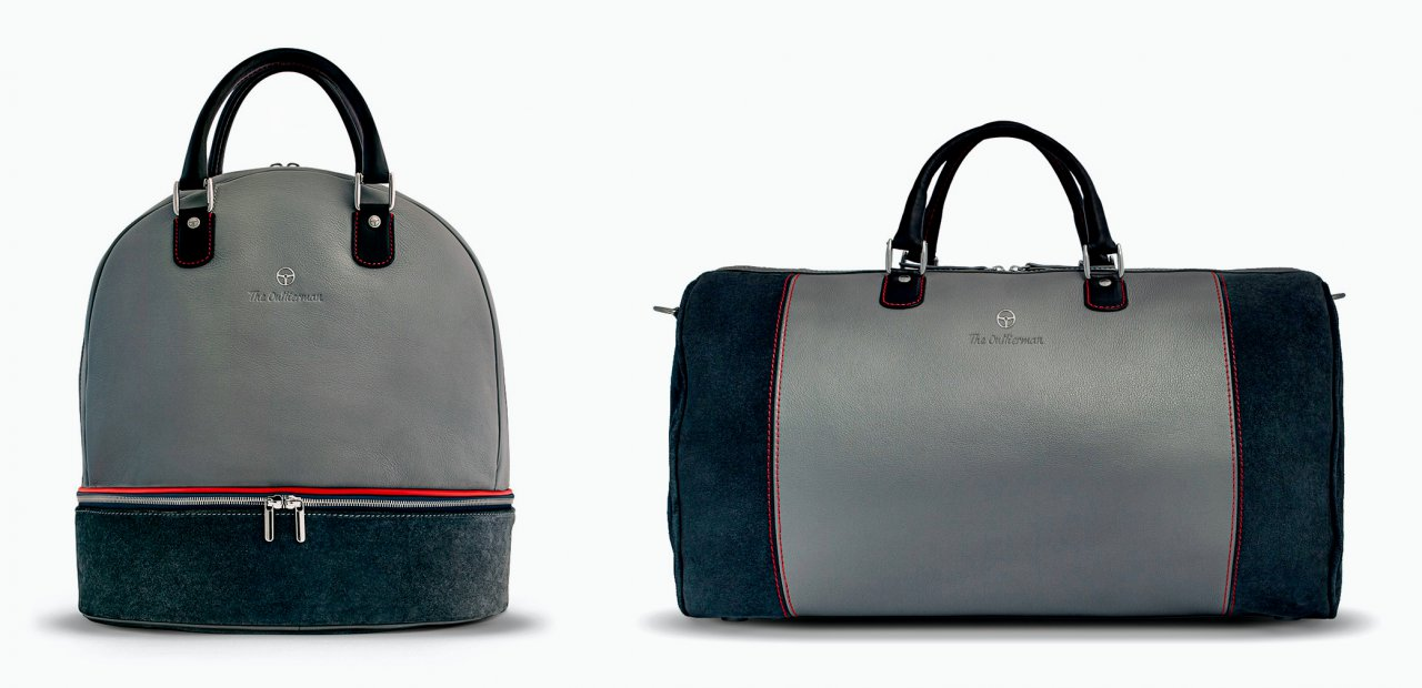 High style bags for carrying your gear to the race