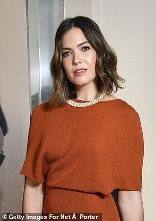 Pregnant Mandy Moore congratulates ex boyfriend Wilmer Valderrama after the birth