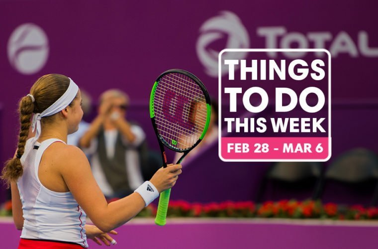 Things to do in Doha 28 February