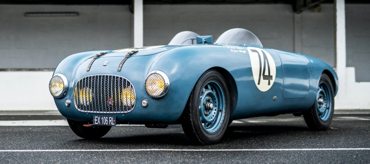 'Blue Buzz II headlines docket for Bonhams Monaco sale