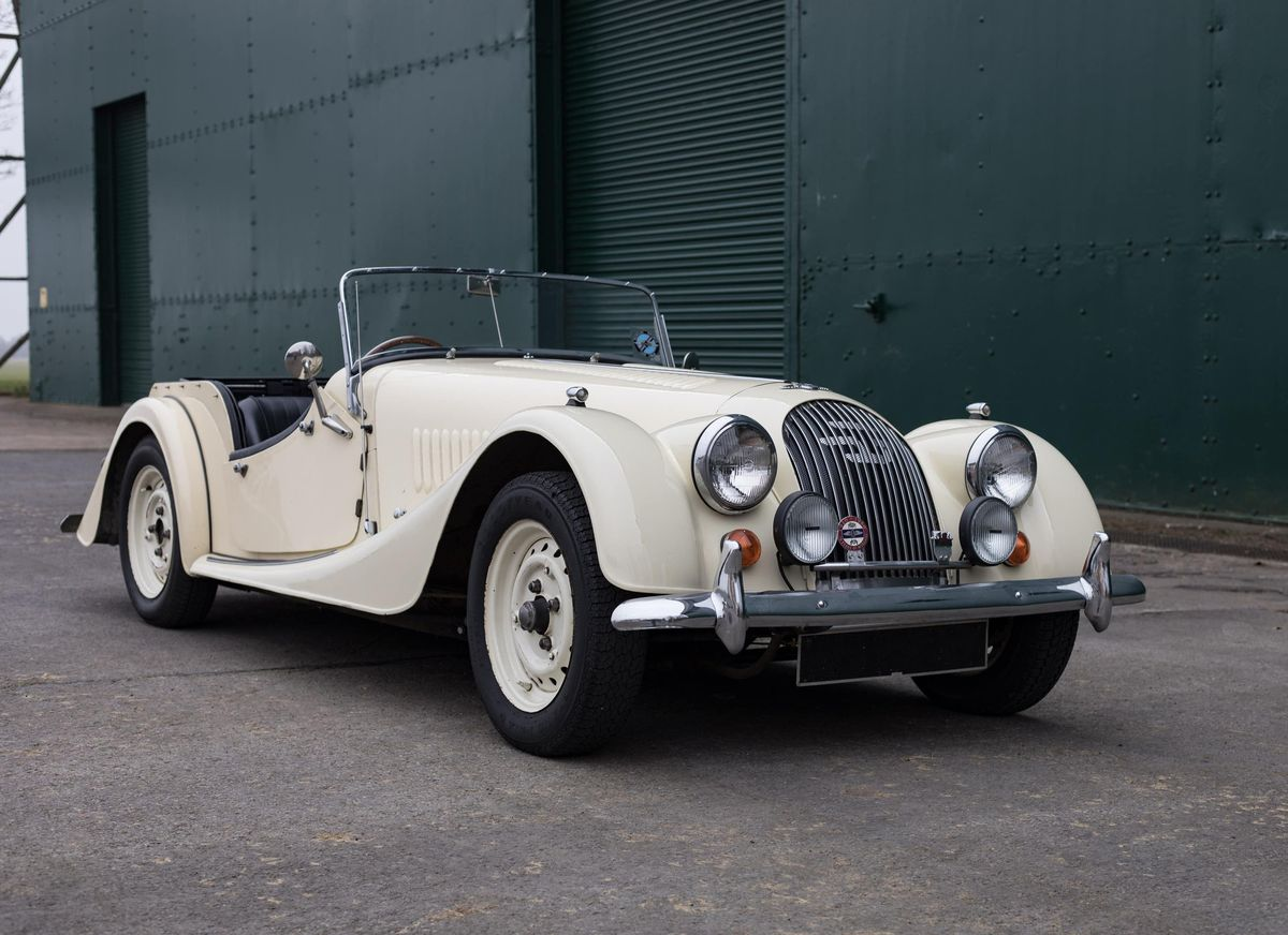 'World first electric Triumph and Morgan models created