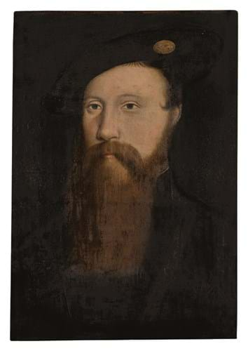 Portrait of Thomas, Lord Seymour