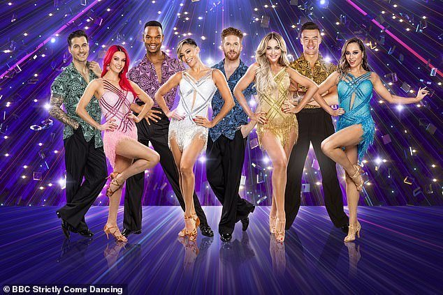 Exciting: It's been reported that Strictly bosses are planning to resume their usual run of 13 weeks for its upcoming 2021 series