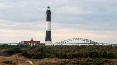 Take a tour of the iconic Fire Island