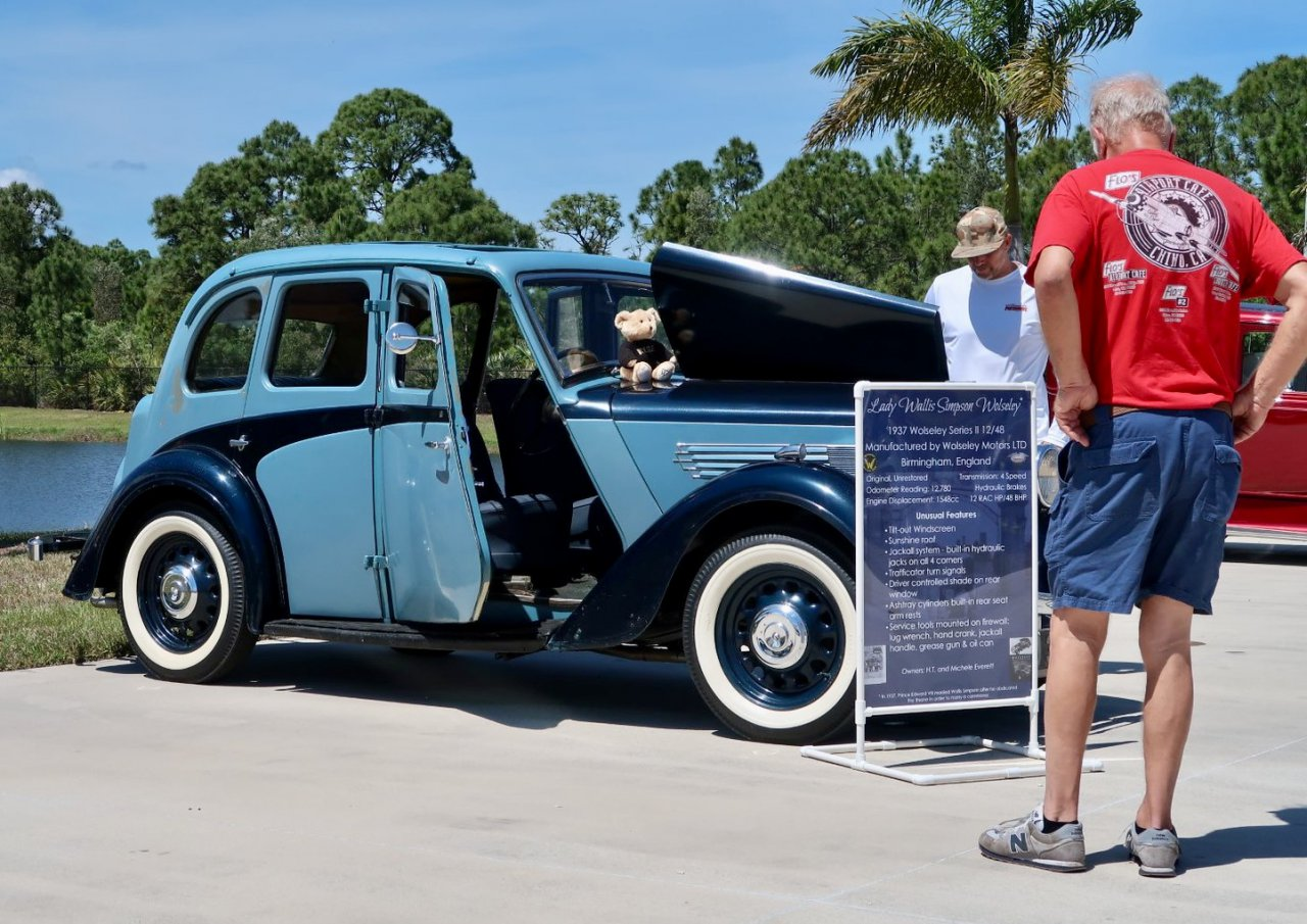 AACA Cape Canaveral region stages multi faceted car show