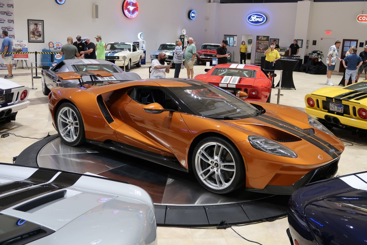AACA Cape Canaveral region stages multi-faceted car show