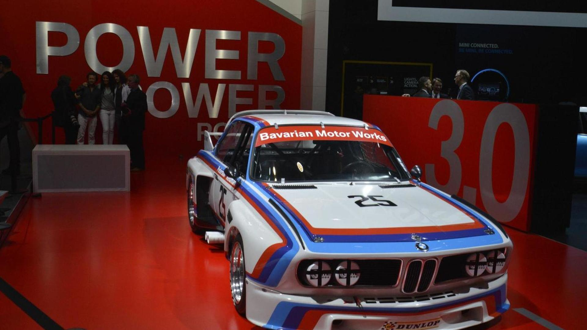 BMW Looks Back At The Super Rare 30 CSL Batmobile