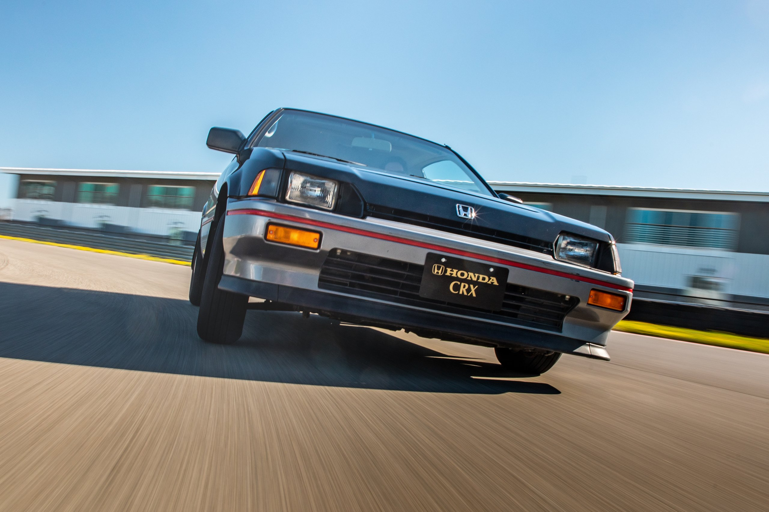 CRX Civic The Newest Classic Honda Si Meets an