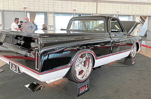 Here are 5 must see vehicles at Pittsburgh World of Wheels