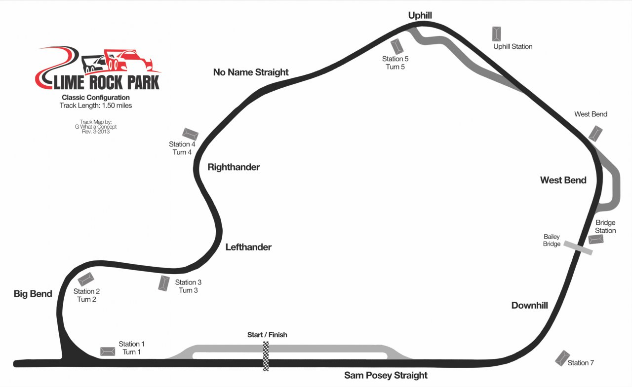 Historic Lime Rock Park racing circuit has new ownership