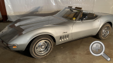 Iconic Classic Car Collection In Central Nebraska Up for Auction
