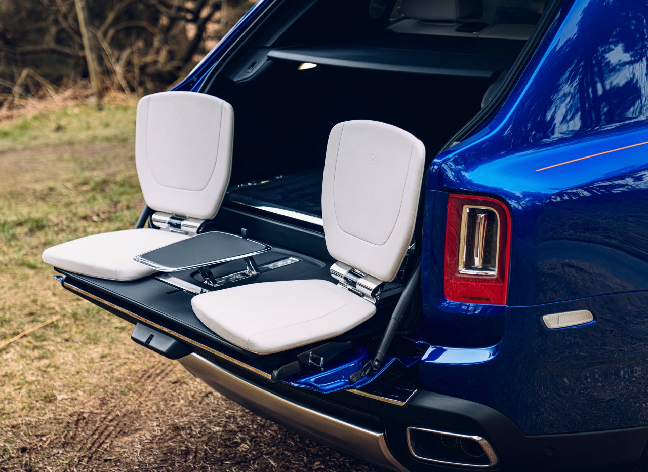 Rolls Royce rolls out adventurous accessories for its Cullinan SUV
