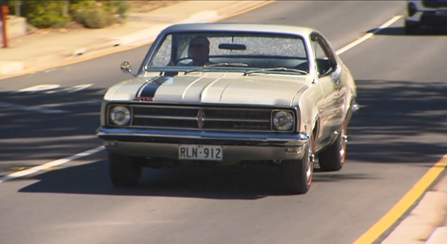 Showroom condition 1968 Holden Monaro muscle car to hit the