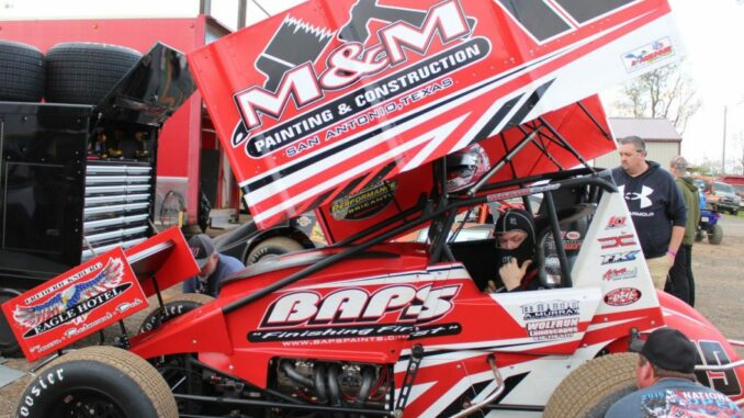 1620126701 Brent Marks wins exciting finish at BAPS News Sports