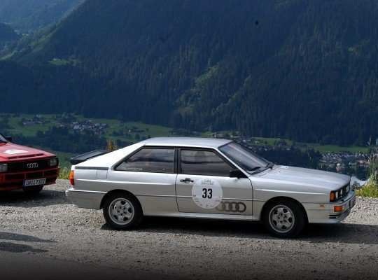 About the 1981 Audi Coupe Quattro and the Sometimes Bitter