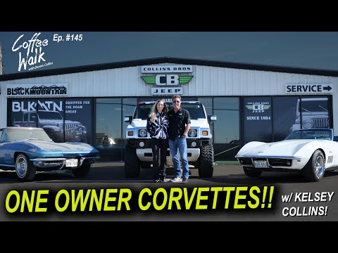 Dennis Collins Goes After Two Vintage Chevy Corvettes Comes Back