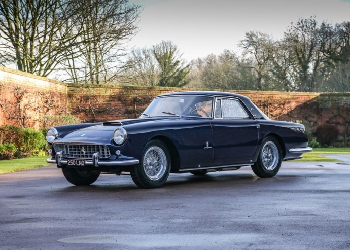 Over 150 lots to digest with Historics next auction