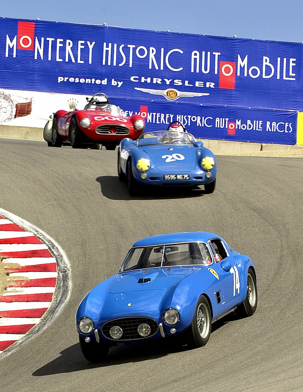Whats it cost to go vintage racing More and less