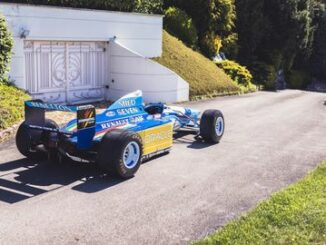 1623701421 Benetton F1 Car from 1993 Season Heads to Auction