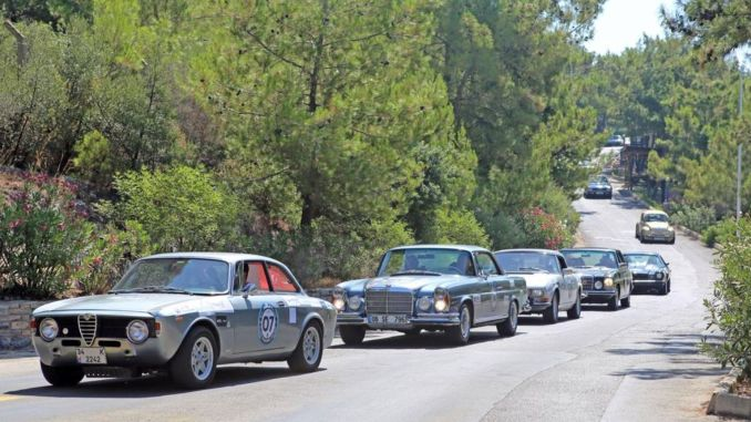 2021 Turkish Classic Car Championship to be held in Bodrum