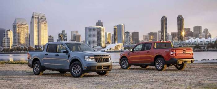 Ford Maverick Is A New Truck With A Familiar Name