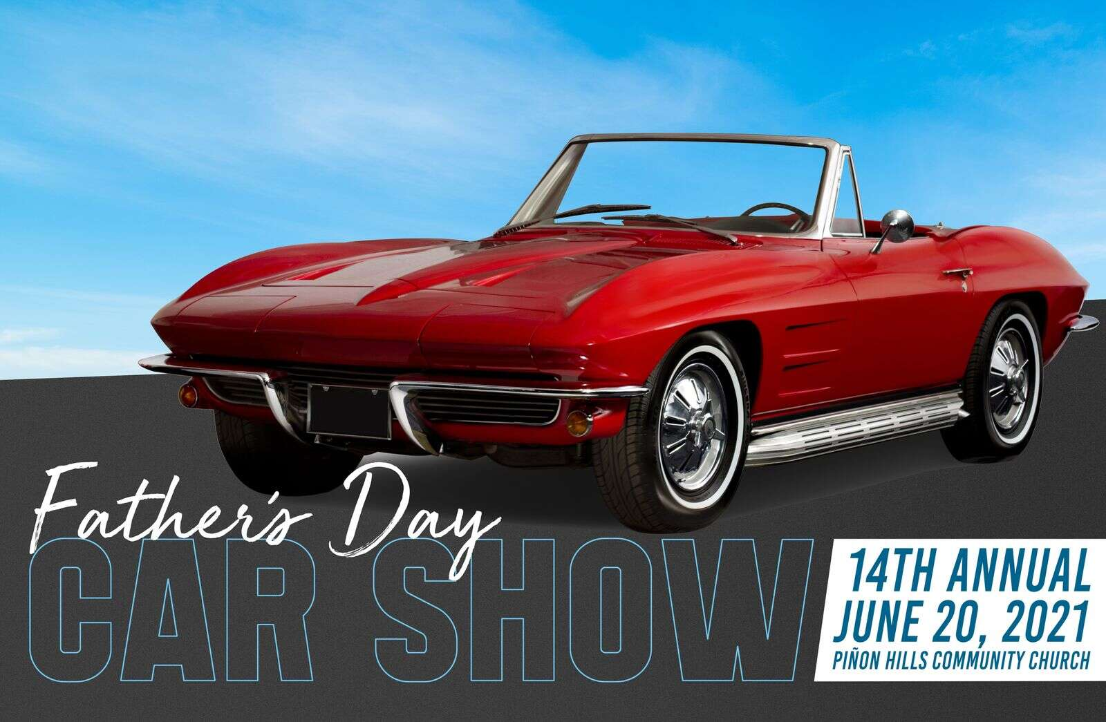 Pinon Hills Community Church to host Fathers Day car show
