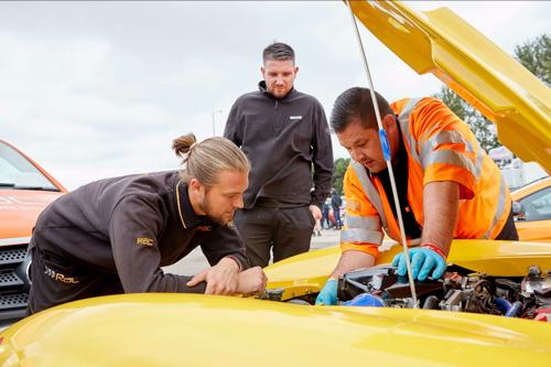RAC offers peace of mind to all motorists attending 2021