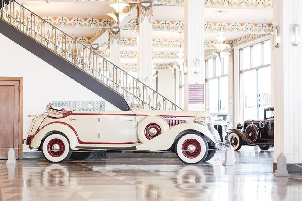 These attractions should be on every automobile enthusiast's bucket list