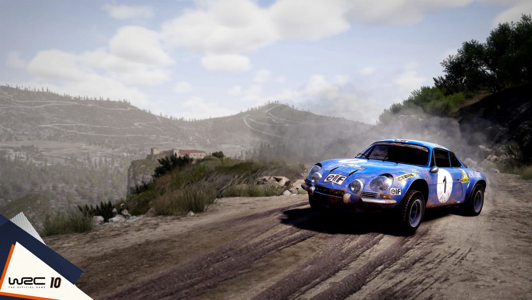 WRC 10 debuts new anniversary mode celebrating 50 years of