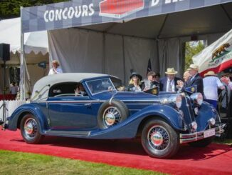 1626888466 Why Does This Horch 853 Sports Cabriolet Keep Winning Everything