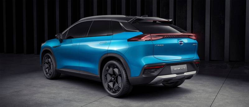 A New Chinese EV Crossover Will Have Over 620 Miles of Range Exterior - image 1003362