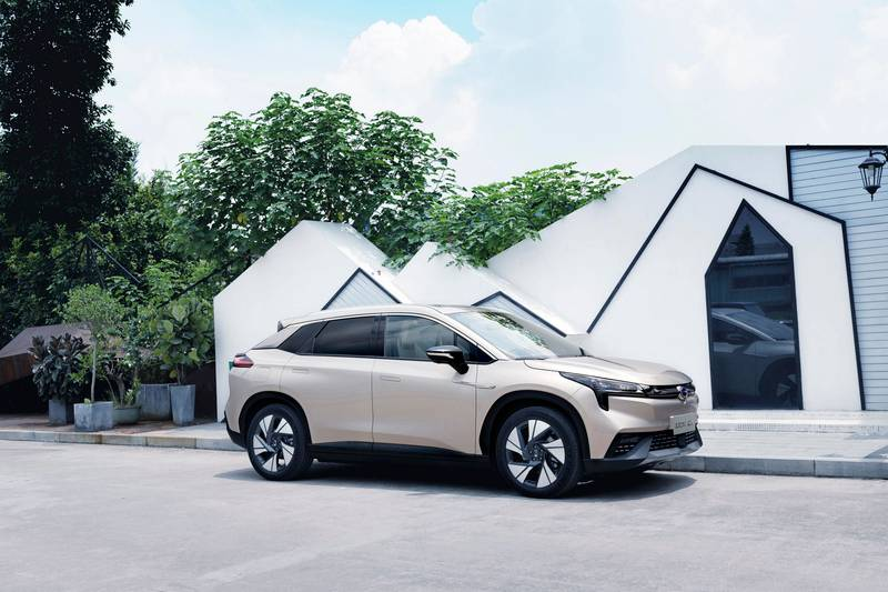 A New Chinese EV Crossover Will Have Over 620 Miles of Range Exterior - image 1003364
