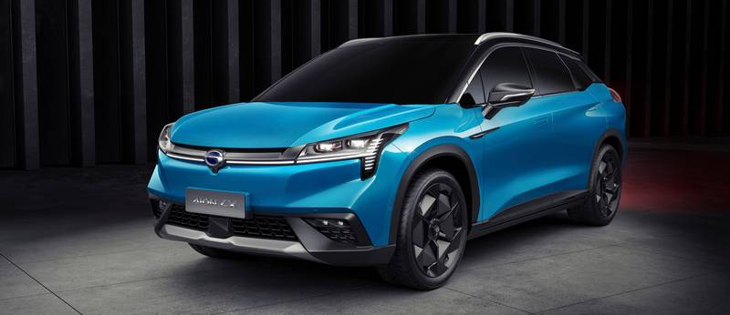 A New Chinese EV Crossover Will Have Over 620 Miles of Range Exterior - image 1003361