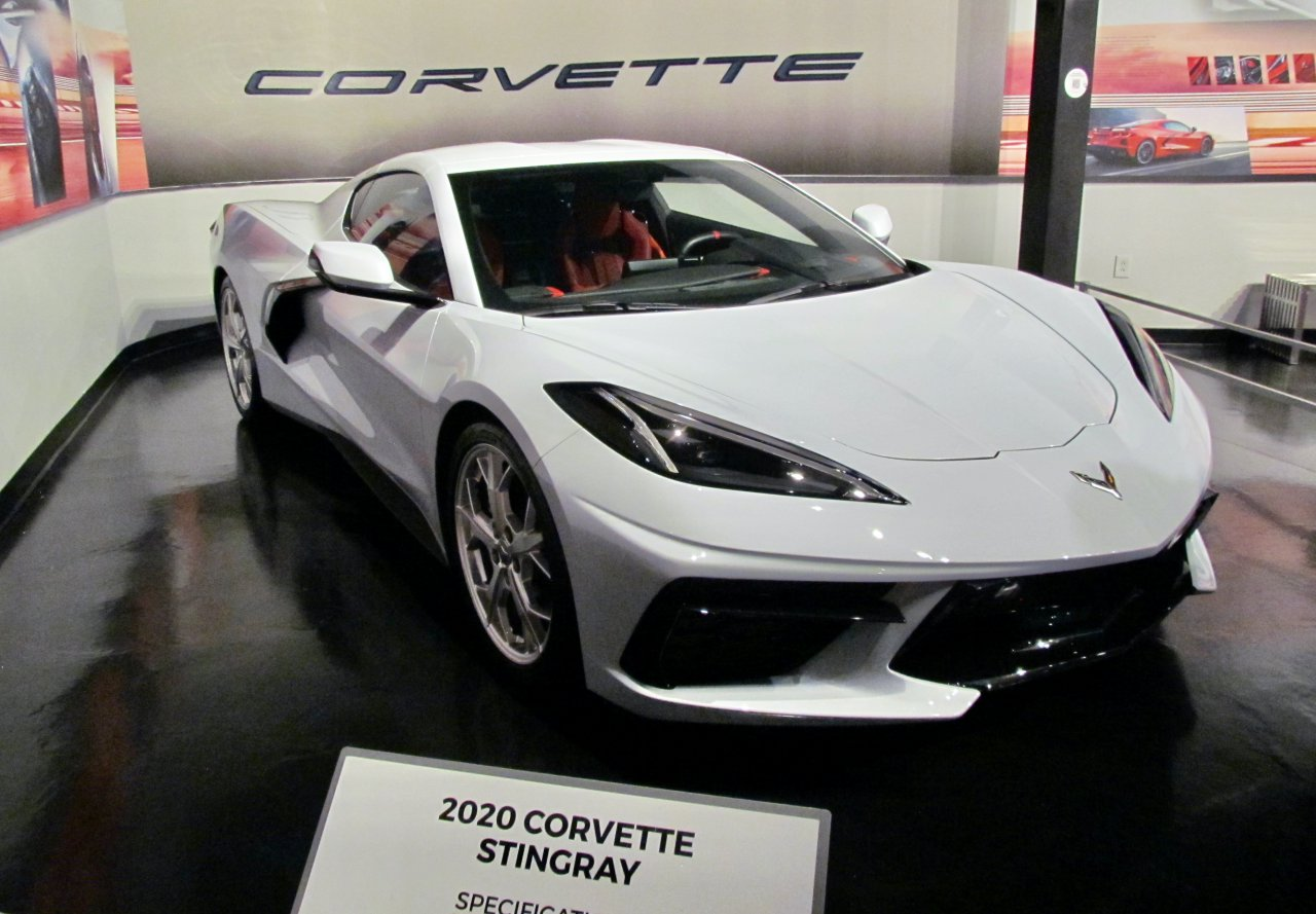 C8 is only latest concept for a mid engine Corvette