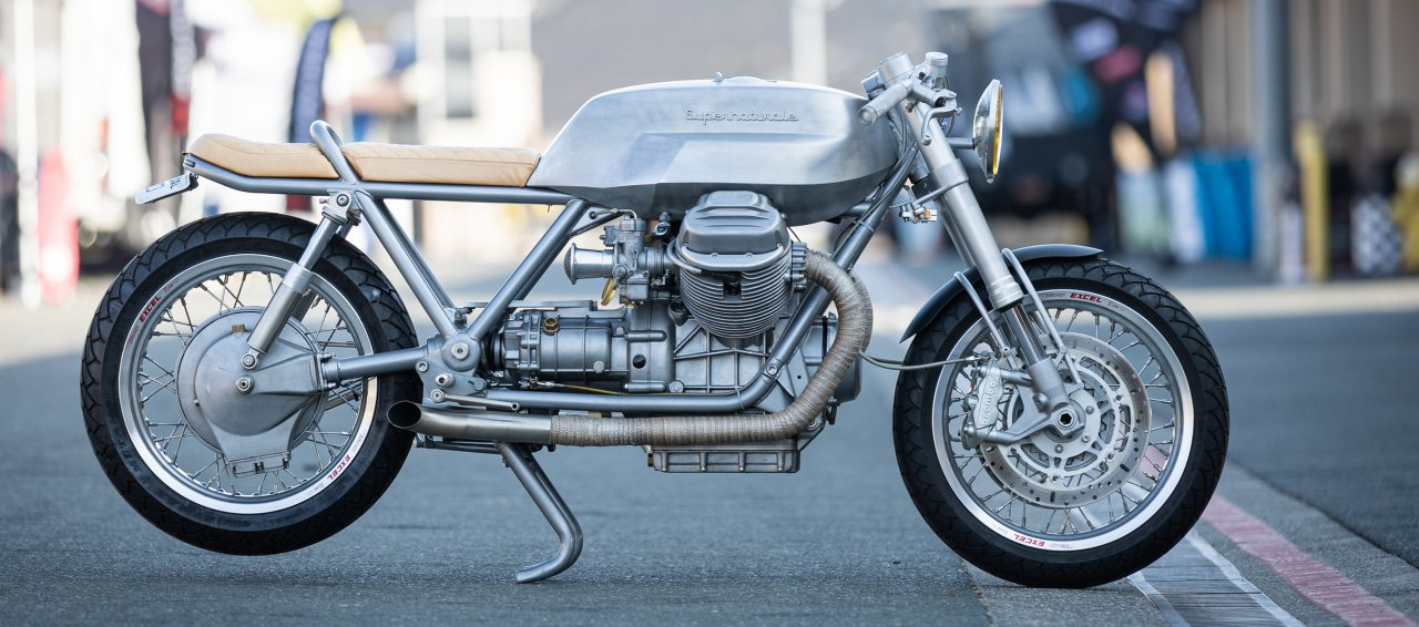 Custom motorcycle build competition gets underway