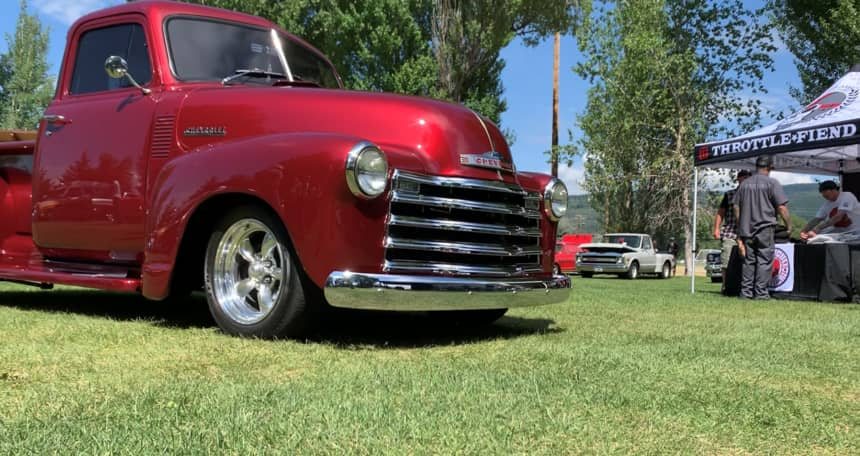 Laid Back Car Show rolls into Victor this Saturday